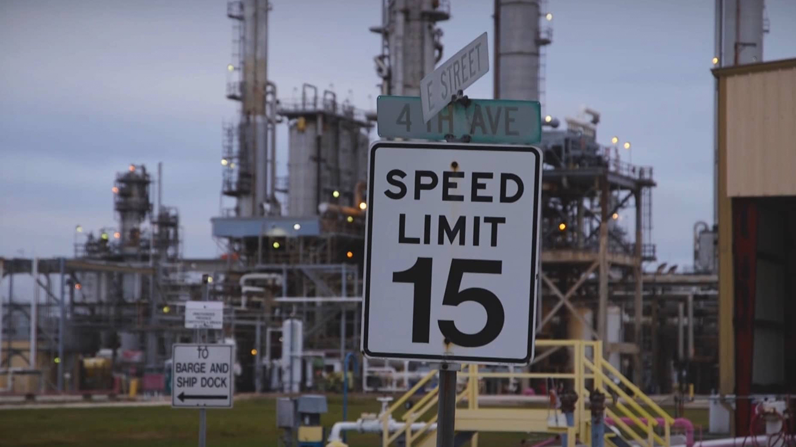 Ineos Phenol Safety movie, Houston