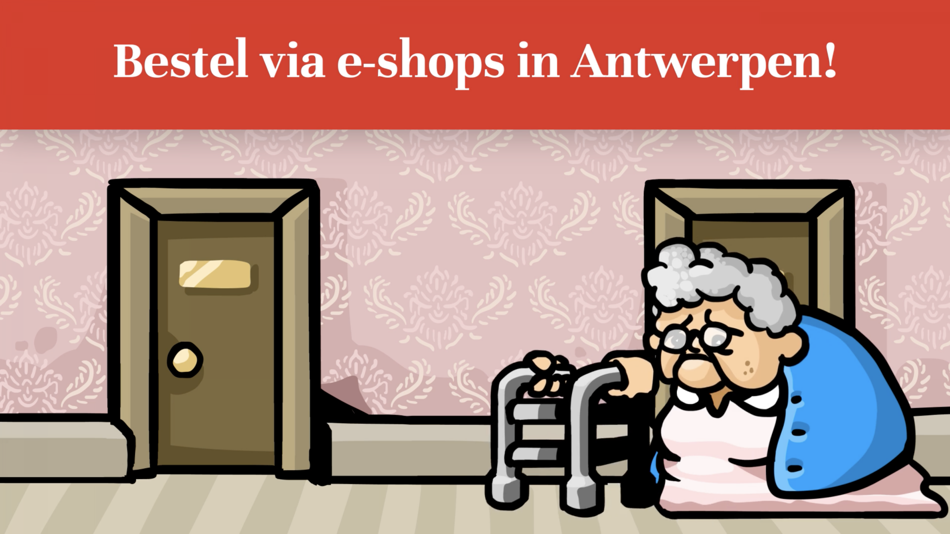 Animation E-Shops Antwerpen