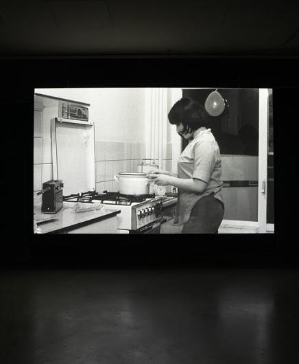 Chantal Akerman / Eye